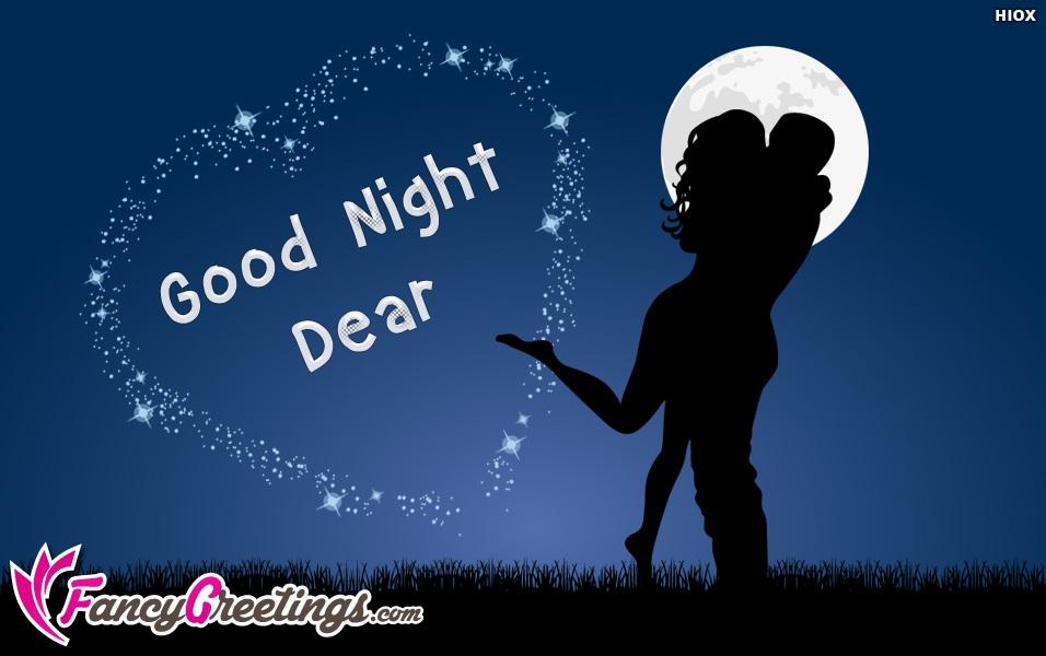 Good night my dear открытки 005