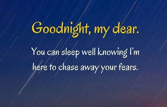 Good night my dear открытки 007