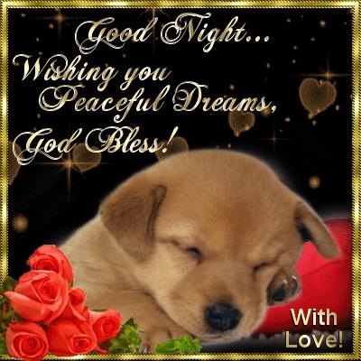 Good night my dear открытки 021
