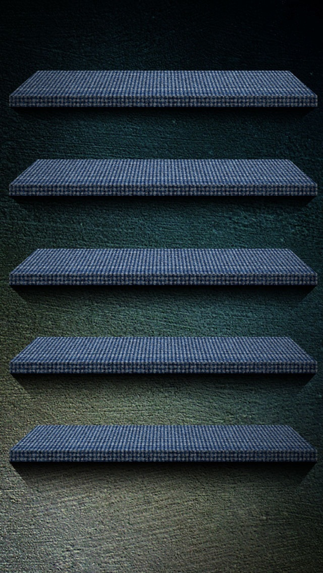 Iphone 5s wallpapers shelves 010