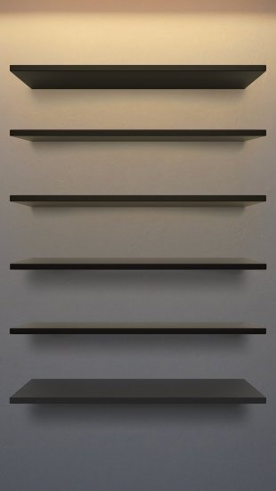 Iphone 5s wallpapers shelves 025
