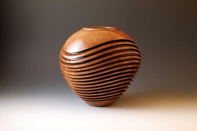 Картинки вазы из дерева 001