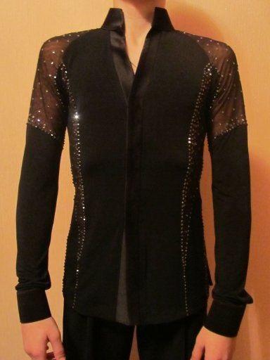 Красивые рубашки латина 001