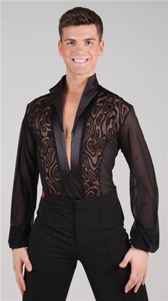 Красивые рубашки латина 004