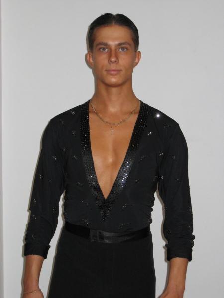 Красивые рубашки латина 022