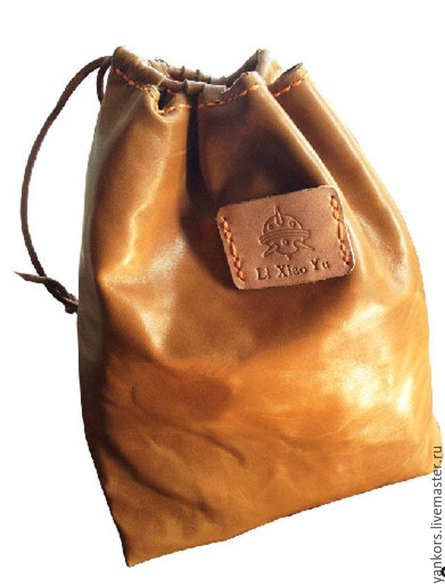 Рюкзак выкройка из кожи 010