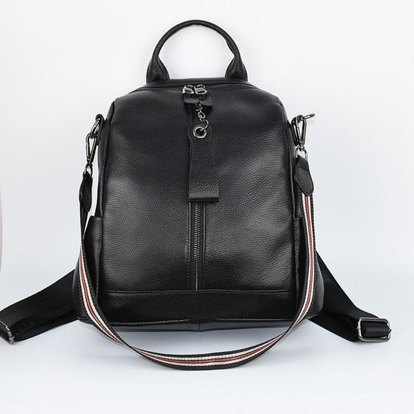Рюкзак выкройка из кожи 016