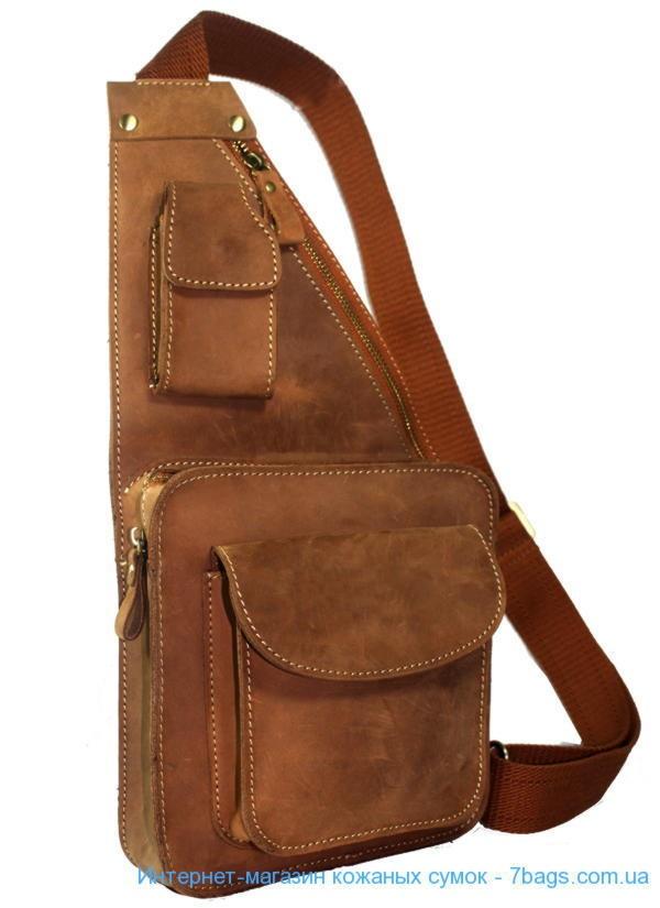 Рюкзак выкройка из кожи 017