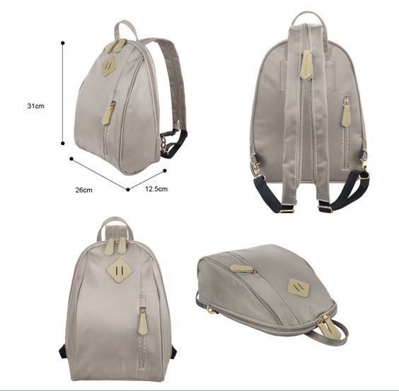 Рюкзак выкройка из кожи 022