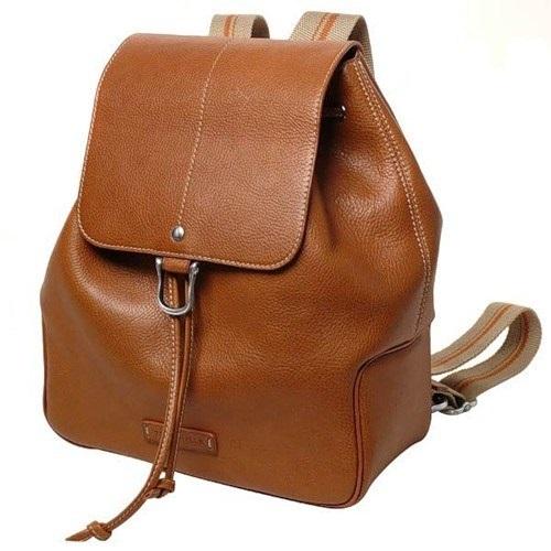 Рюкзак выкройка из кожи 024