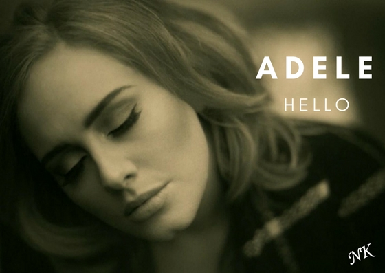 Адель Hello