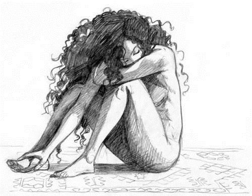 Арт картинки кудрявые девочки 006