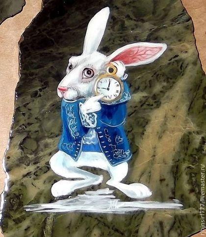 Картинки белого кролика из Алиса в стране чудес 002
