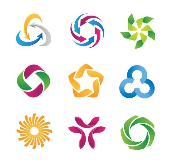 Красивая эмблема путешественников распечатать 009