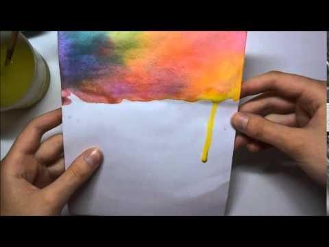Красивые рисунки на день рождение 028