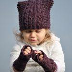Красивые схемы детской шапки