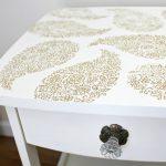 Красивый орнамент для мебели