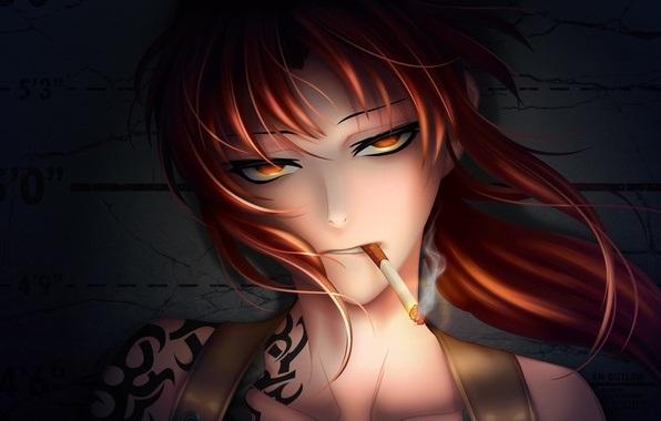 Красивы картинки аниме Черная лагуна 011