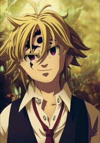 Крутые картинки из аниме  Семь смертных грехов  002