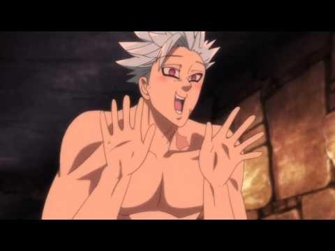 Крутые картинки из аниме  Семь смертных грехов  011