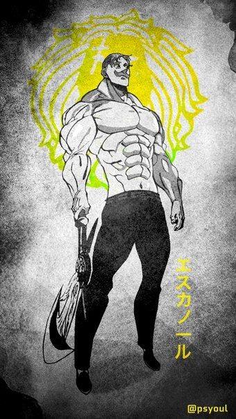 Крутые картинки из аниме  Семь смертных грехов  026