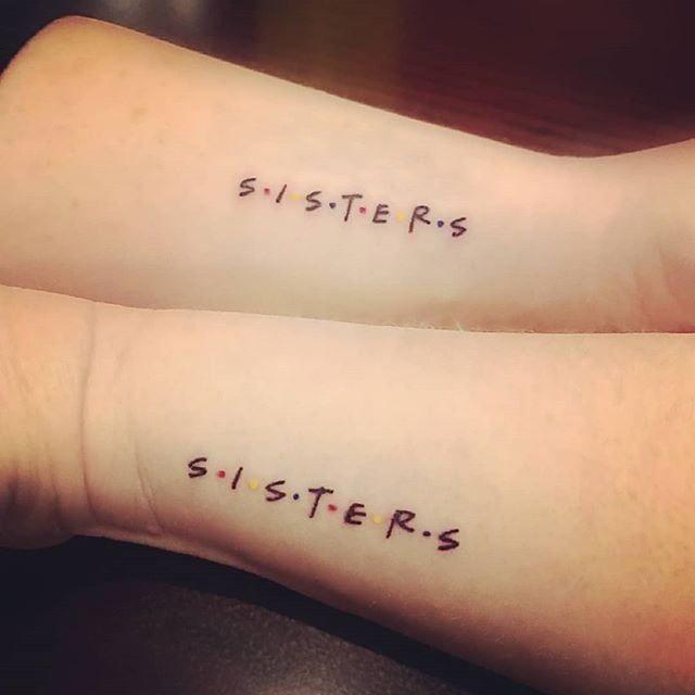 Крутые татуировки брат и сестра 021