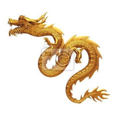 Лучшие арты китайского дракона 017