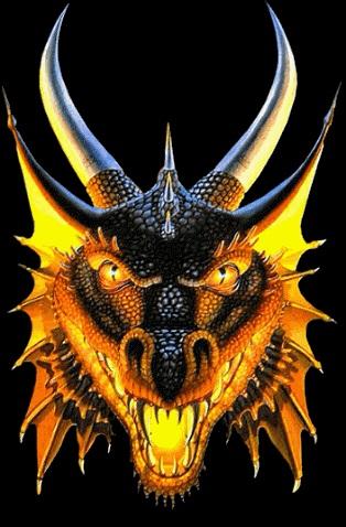 Лучшие арты китайского дракона 020