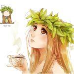 Нежные фото девушек в одеяле с чаем