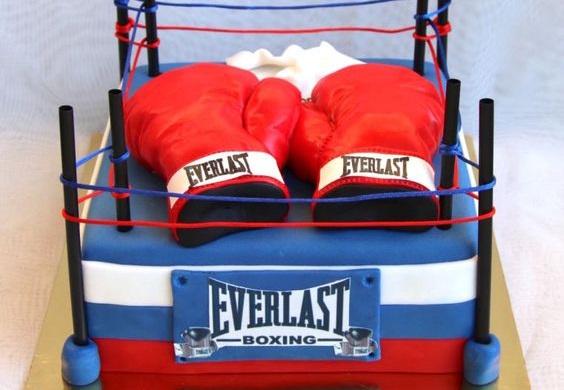 Открытки боксера с днём рождения 016
