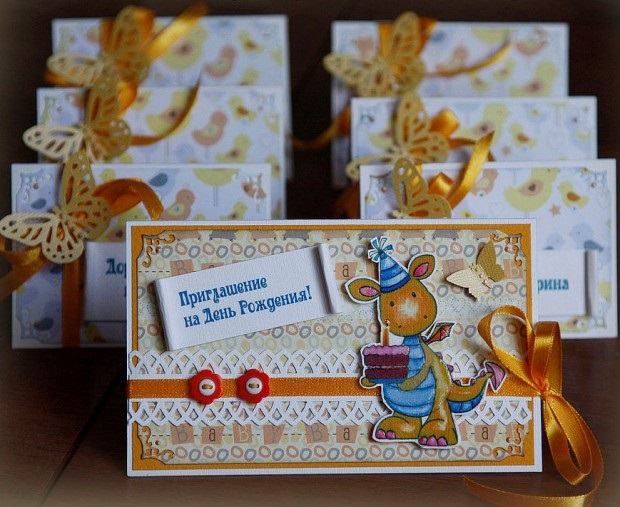 Пригласительные открытки фиксики на день рождение 017