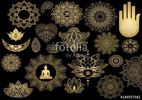 Прикольные символы буддизм 001