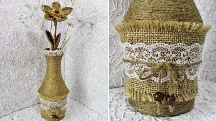 Самые красивые украшения из верёвки 001