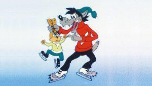 Смешные картинки волк в коньках из ну погоди 012