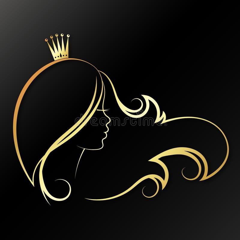 Фото девушки с короной на голове 021