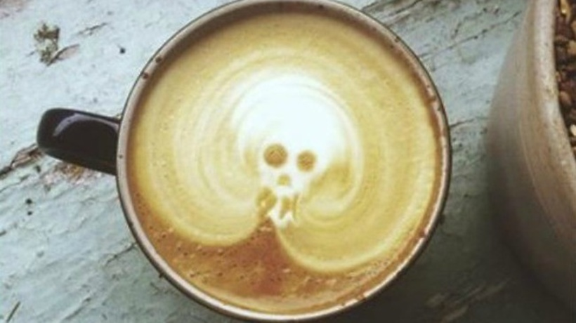 Смерть и кофе: как одно кафе нарушает табу