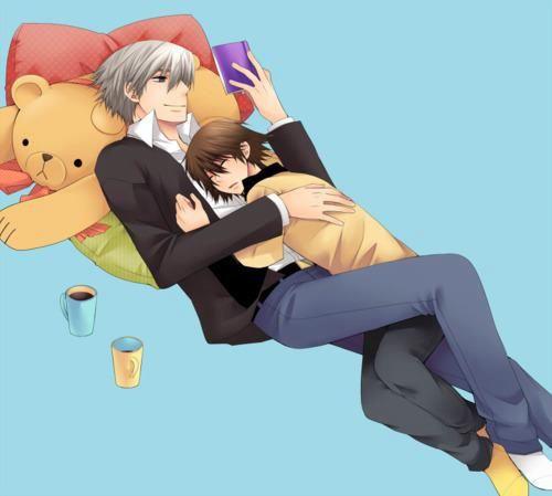 Аниме картинки лучшая в мире первая любовь 011