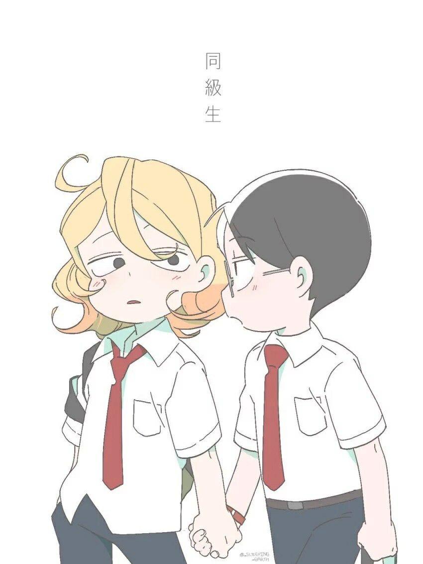 Аниме картинки лучшая в мире первая любовь 016