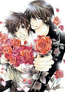 Аниме картинки лучшая в мире первая любовь 026
