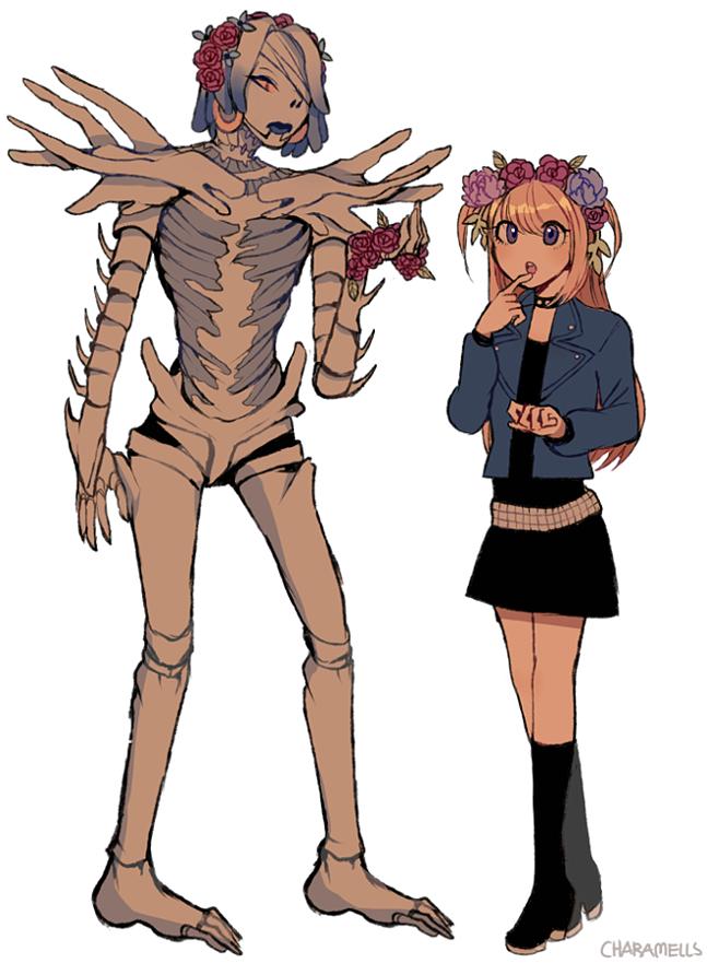 Арты с аниме тетрадь смерти 003