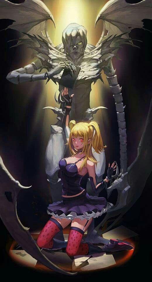 Арты с аниме тетрадь смерти 008