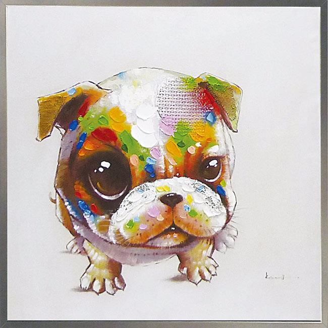 Забавные рисунки собак 002