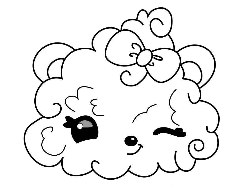 Кавайные зверюшки рисунки для детей 020