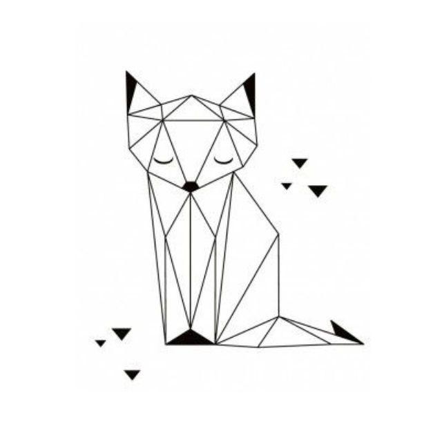 Красивые геометрические рисунки ручкой 002