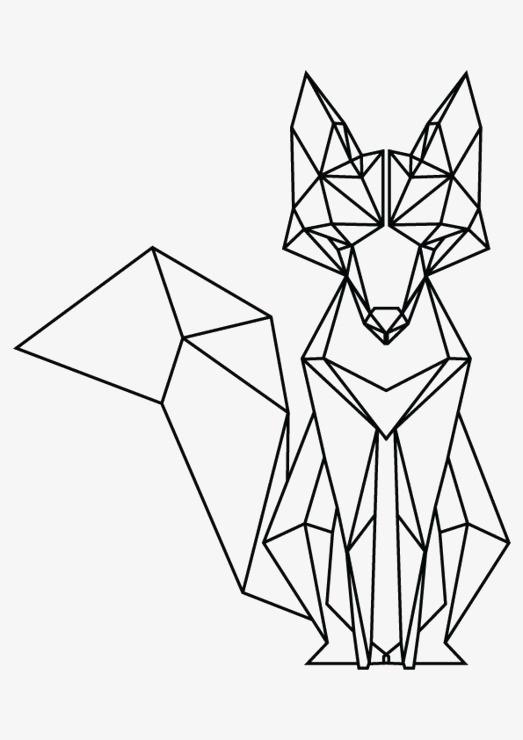 Красивые геометрические рисунки ручкой 007