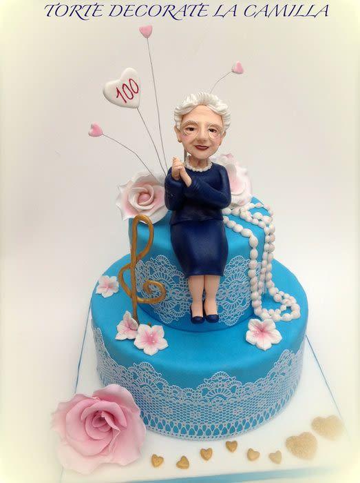 Красивый и вкусный торт на юбилей женщине 80 лет фото 011