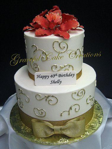 Красивый и вкусный торт на юбилей женщине 80 лет фото 015