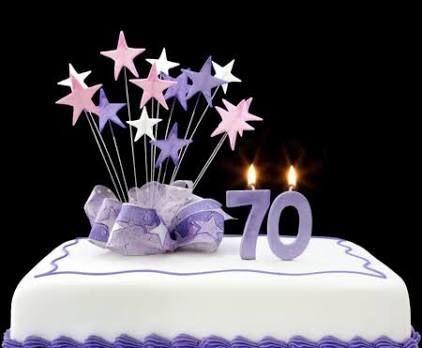 Красивый и вкусный торт на юбилей женщине 80 лет фото 016