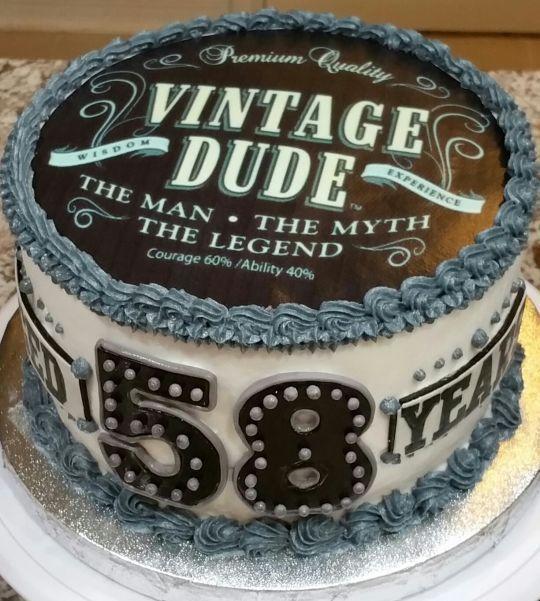 Красивый и вкусный торт на юбилей женщине 80 лет фото 018