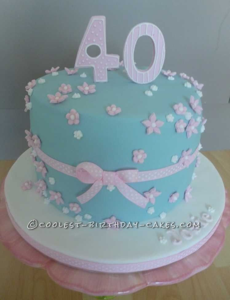 Красивый и вкусный торт на юбилей женщине 80 лет фото 019